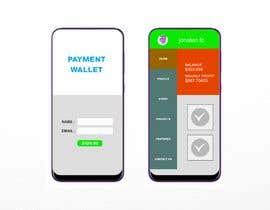 affanfa tarafından Design a payment wallet ui için no 33
