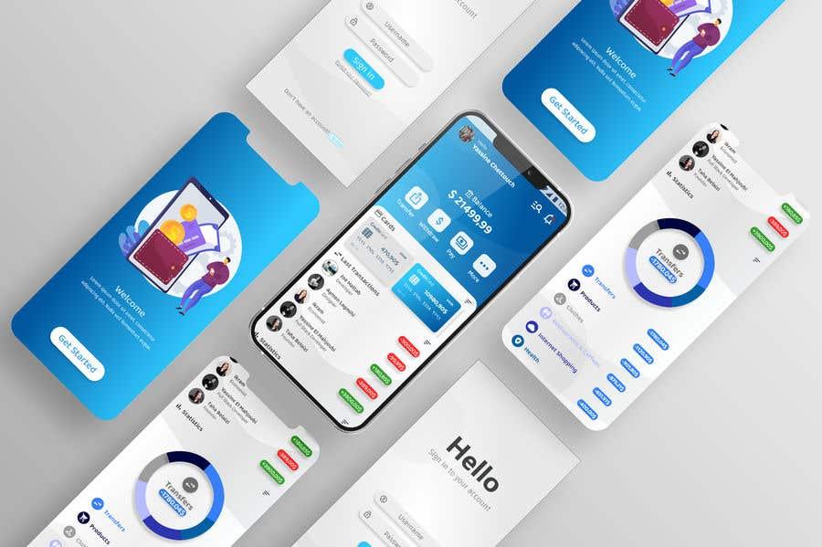 Konkurrenceindlæg #                                        27                                      for                                         Design a payment wallet ui