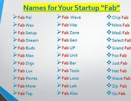 #171 pentru Choose a name for my startup de către ProfessionalsX