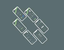 nº 56 pour Design Loan app Ui par khanma886