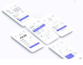 nº 37 pour Design Loan app Ui par Anup2255