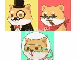 #15 for Illustrate Shiba Inu 2d Avatars using Doge Pound as inspiration for art style by nunkioceani