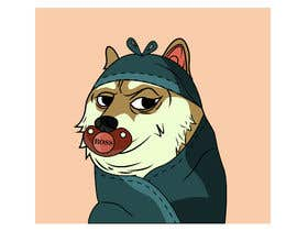 #35 for Illustrate Shiba Inu 2d Avatars using Doge Pound as inspiration for art style by yanchik7