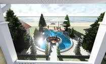 Proposition n° 33 du concours 3D Animation pour Do 3d render for pool in sketchup, vray,  lumion or similar softwares.