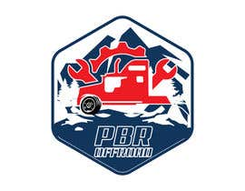 #673 for PBR Offroad logo design by sukeshunni