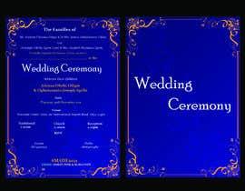 Nro 23 kilpailuun create wedding invitation card käyttäjältä marufhossainmp