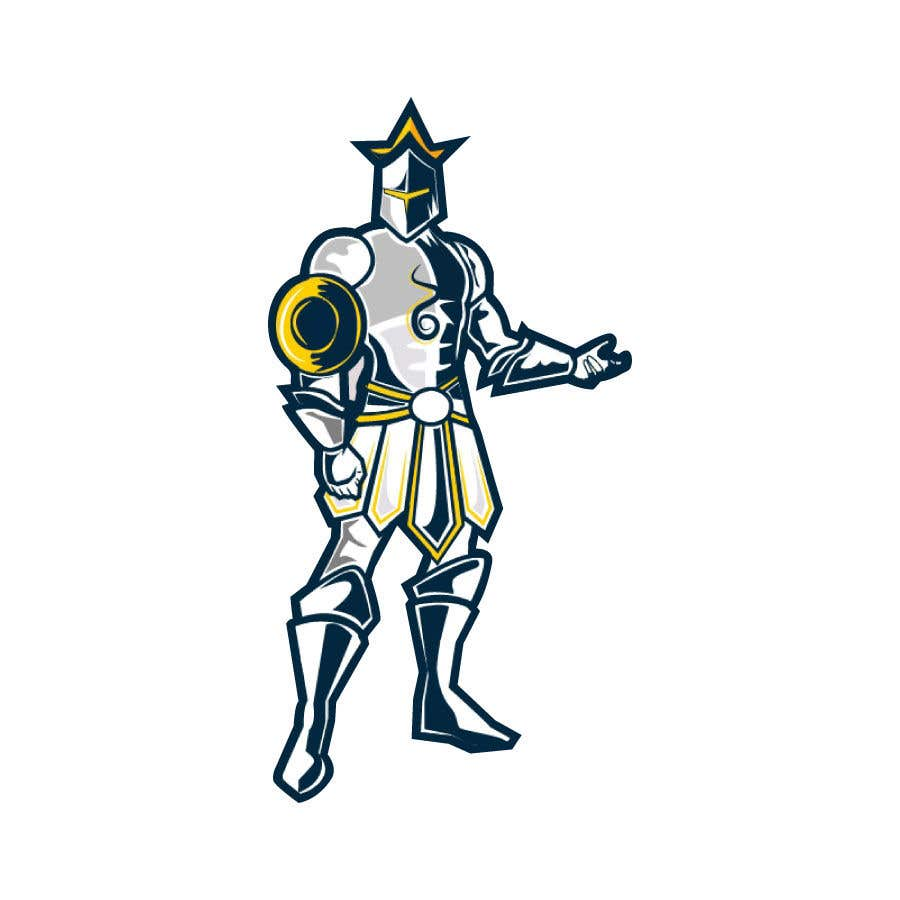 Konkurrenceindlæg #                                        36                                      for                                         Create 4 unique medieval knight characters for a card game (If we're satisfied with the quality we will be commission you to complete the rest of the set. There will be 2,400 needed in total)