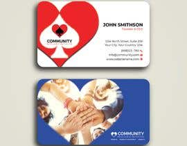 #305 for Business Card Design by anichurr490