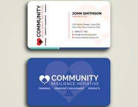 #312 for Business Card Design by anichurr490