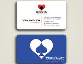 #337 for Business Card Design by anichurr490