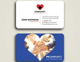 #339 for Business Card Design by anichurr490