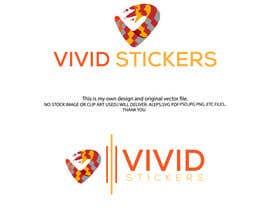 #199 untuk Logo design for a sticker company oleh MstRojinaBegum