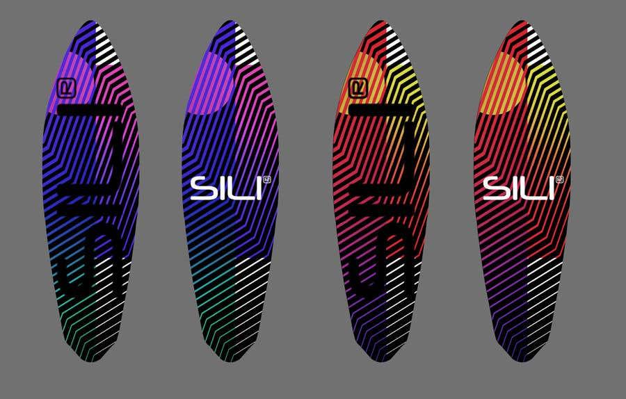 Proposition n°                                        20                                      du concours                                         Design Electric Skateboard Grip Tape (top of skateboard)