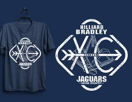 #121 for Tee shirt design - Hand Drawn Design converted into a vector -- Hilliard Darby CC af anamulkabir26706