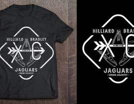 #21 for Tee shirt design - Hand Drawn Design converted into a vector -- Hilliard Darby CC af TheLeader007