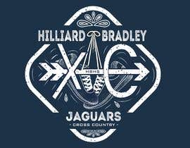 #195 for Tee shirt design - Hand Drawn Design converted into a vector -- Hilliard Darby CC af shohagmiazil