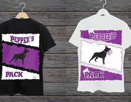 #125 for Tshirt Design - Dog Company af nopurart