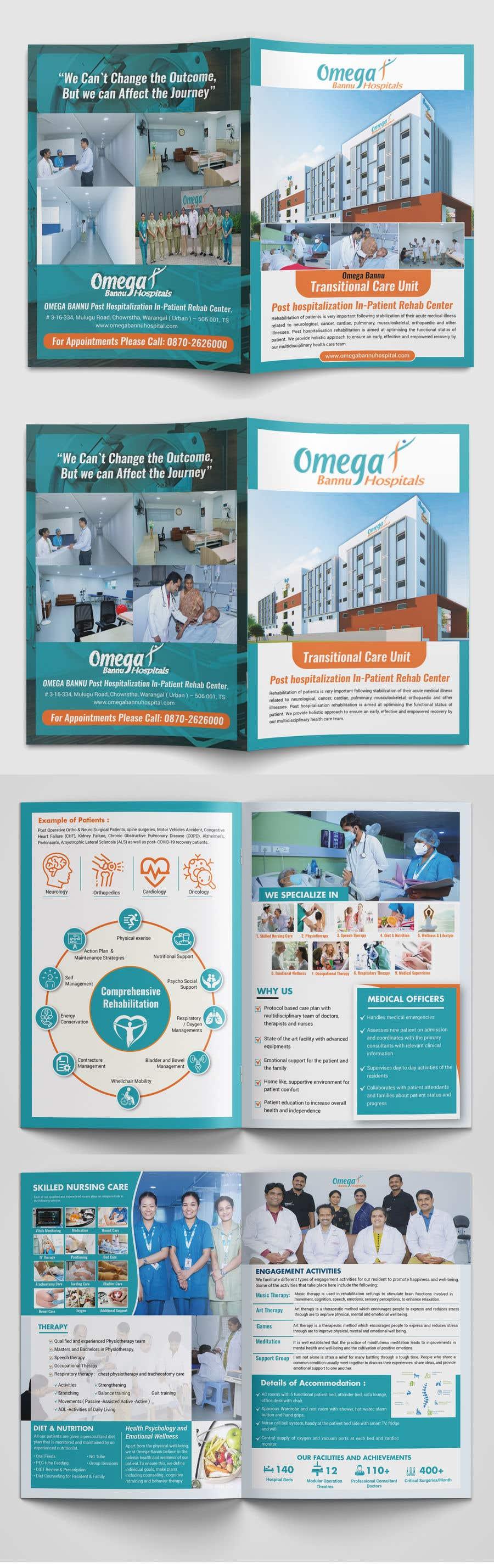 Bài tham dự cuộc thi #                                        59                                      cho                                         brochure design  for a rehab center