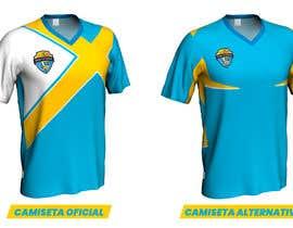 #5 untuk Diseñar Camisetas para club deportivo oleh JesusRomaan