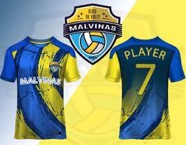 #16 untuk Diseñar Camisetas para club deportivo oleh rabisottou