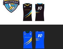 #3 untuk Diseñar Camisetas para club deportivo oleh jordanube