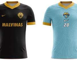 #22 untuk Diseñar Camisetas para club deportivo oleh alecarpp