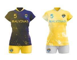#19 untuk Diseñar Camisetas para club deportivo oleh H3sn