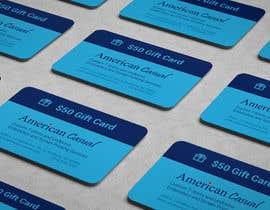 #23 untuk redesign my gift card oleh shakourimaria