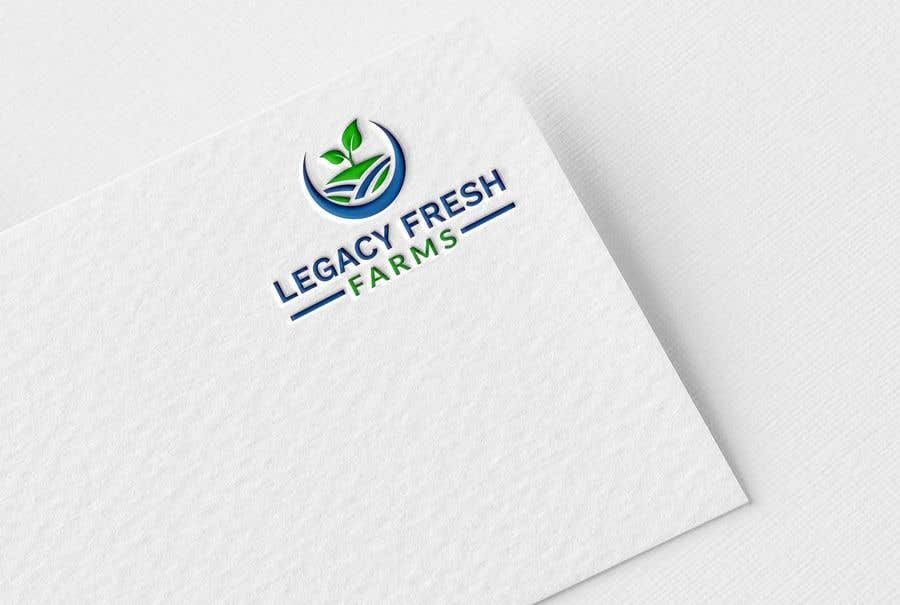 Konkurrenceindlæg #                                        248                                      for                                         Legacy Fresh Farms