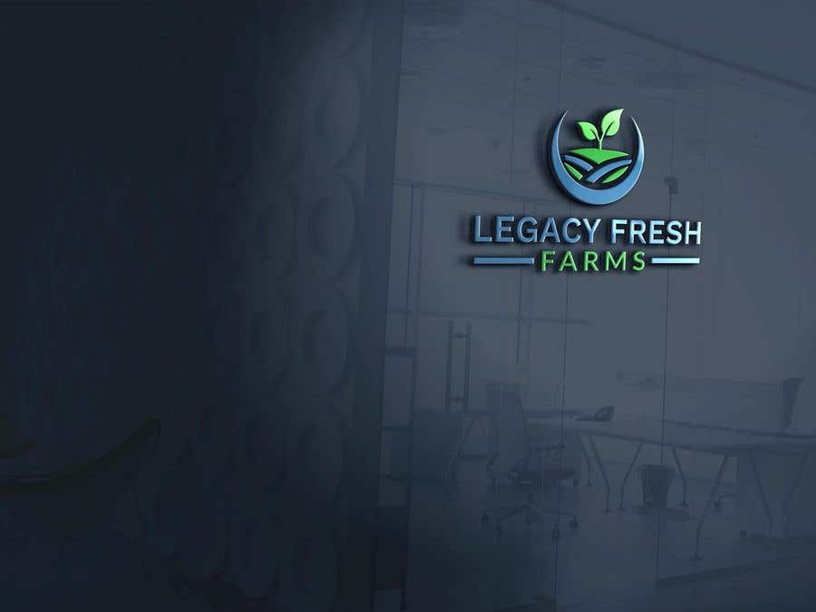 Contest Entry #                                        250                                      for                                         Legacy Fresh Farms