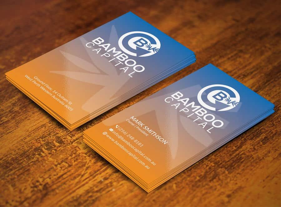 Konkurrenceindlæg #                                        4                                      for                                         Business Stationery Design
