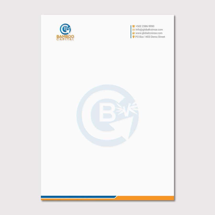 Konkurrenceindlæg #                                        461                                      for                                         Business Stationery Design