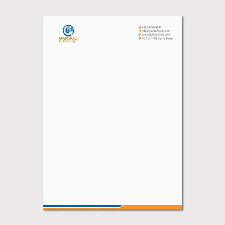 Konkurrenceindlæg #                                        462                                      for                                         Business Stationery Design