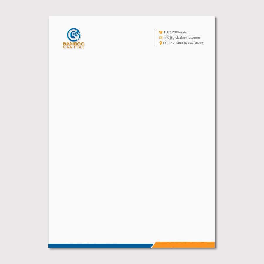 Konkurrenceindlæg #                                        463                                      for                                         Business Stationery Design