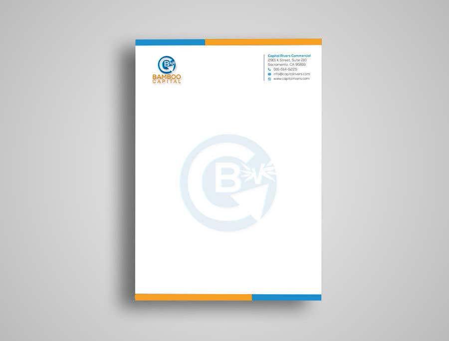 Konkurrenceindlæg #                                        466                                      for                                         Business Stationery Design