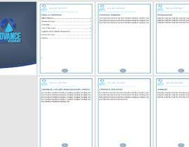 #33 cho Creating MS word template for IT consulting services bởi A7med744