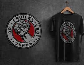 "#73 cho Design a ""street wear"" T-shirt for my Martial Art school bởi avraanaarav"