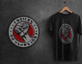 "#74 cho Design a ""street wear"" T-shirt for my Martial Art school bởi avraanaarav"