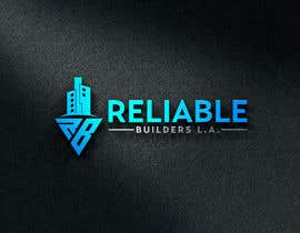 #934 for Reliable Builders L.A. Logo by shabnamahmedsk