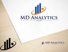 #72 for Logo for data analytics company by Mukhlisiyn