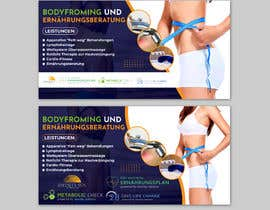 alakram420 tarafından Eröffnung Bodyforming- und Ernehrungsberatungsstudio için no 77