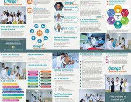 Nro 74 kilpailuun Brochure design for palliative care center käyttäjältä deskmanminhaj