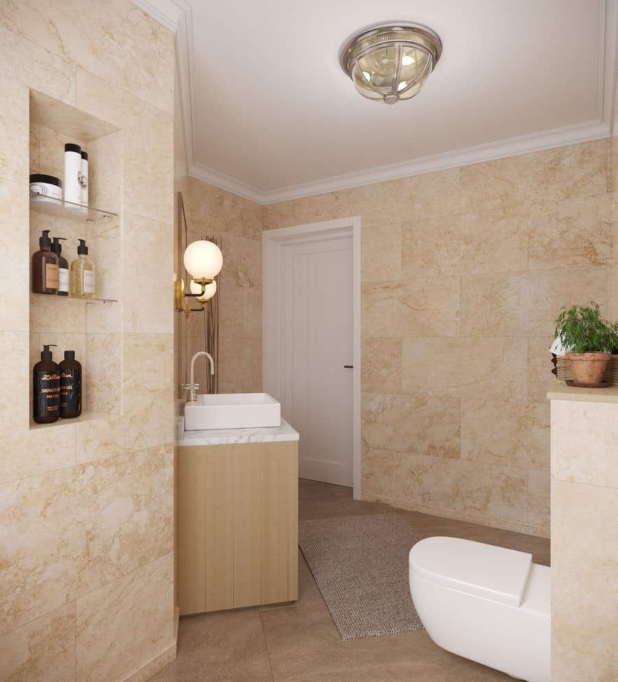 Kilpailutyö #                                        46                                      kilpailussa                                         Need help with interior design for villa close to sea in Croatia