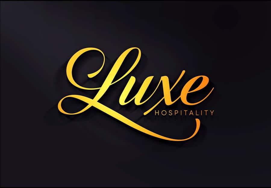 Kilpailutyö #                                        254                                      kilpailussa                                         Logo Design for a Luxury Hotel Management Company