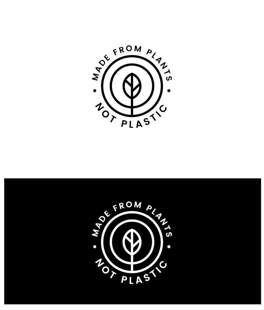 Penyertaan Peraduan #                                        168                                      untuk                                         Creative text / logo to go on eco-packaging