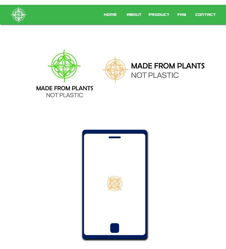 Penyertaan Peraduan #                                        151                                      untuk                                         Creative text / logo to go on eco-packaging