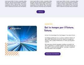 #13 cho Design Homepage HTML bởi chowdhury30