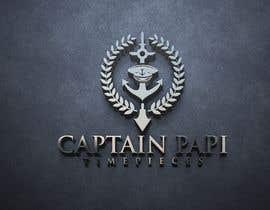 """#702 cho Make a Logo """"Captain Papi Timepieces"""" bởi sohelranafreela7"""