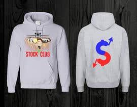 #33 untuk Design A Hoodie For Stock Club oleh AAlphaCreative