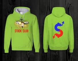#36 untuk Design A Hoodie For Stock Club oleh AAlphaCreative